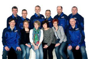 Kunze Heizung-Sanitär in Recklinghausen Team